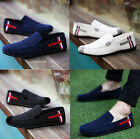 2016 Fashion Men's canvas Breathable Leisure slip-on Sport driving Shoes NO24