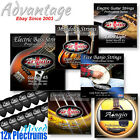 Adagio Electric Acoustic Bass Classical Guitar Mandolin Banjo Strings Plectrums