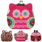 Stephen Joseph Kids Children Girls Coin Purse Bag Wallet Money Pouch New