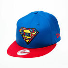 New Era Floral Infill Superman 9FIFTY Strapback Cap