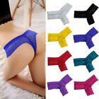 Women Lady Sexy Lace V-string Briefs Panties Thongs G-string Lingerie Underwears