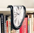 2016 NEW Dali Art Distorted Melting Clock DIY Desk Mantel Shelf Wall Clocks - CB