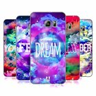 HEAD CASE DESIGNS NUBES CROMÁTICAS CASO DE GEL PARA SAMSUNG GALAXY S6 EDGE+ segunda mano  United Kingdom