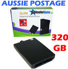 320GB HARD DRIVE HDD - for Xbox 360 Slim / Kinect - NEW IN BOX