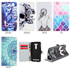 "For Wiko Fever 4G 5.2"" Wallet Card Stand Flip Magnet PU Leather Case Cover"