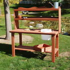 Wood Country Master Potting Bench