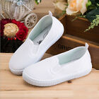 Kids Childrens Boys Girls Casual Canvas Shoes Pumps Trainers  Plimsolls
