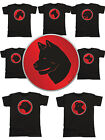 Mens Dog T-Shirt Retro Thundercats Cartoon Style *CHOOSE YOUR BREED* Sizes S-XXL
