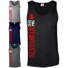 BE Different Tank Top - MMA Gym Bodybuilding Mens Fitness Training Exercise Vest