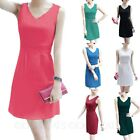 FINAL SALE - UK WOMENS SLIM SEXY BANDAGE BODYCON DRESS LADIES PARTY PENCIL DRESS