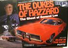 MPC 1:25 SCALE THE GHOST OF GENERAL LEE 1969 DODGE CHARGER PLASTIC MODEL CAR KIT