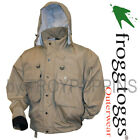 FROGG TOGGS GEAR-JT62105 STONE JAVA HELLBENDER WADING/FLY FISHING RAIN JACKETS