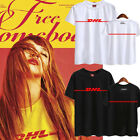 KPOP F(X) LUNA FREE SOMEBODY Tshirt DHL Bigbang G-Dragon T-Shirt Unisex  Cotton