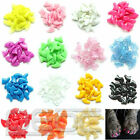 New Charm 20pcs Soft Dog Pet Nail Caps Claw Control Paws off + Adhesive Glue# SX