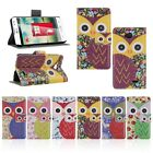 Magnetic Flip PU Leather Wallet Card Holder Cover Case Stand For Various Phones
