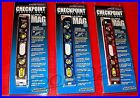 Checkpoint 300 Ultra-Mag G3 8.5 Inch 4-Vial Magnetic Torpedo Level Choose Color