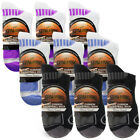 3 Pairs Spalding Cushioned Arch Ankle Support Athletic Basketball Quarter Socks