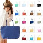 NEW Raffia Beach Summer Womens Large Straw Woven Tote Shoulder Bag