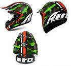 CASCO MOTO CROSS ENDURO AIROH JUMPER WARRIOR