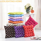 Kitchen or Garden Seat Pad Cushion Chunky Comfy Chair Pads Cushions New