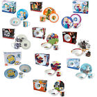 3 Piece Ceramic Dinner Set - Star Wars / Spiderman / Frozen / Minions / Avengers