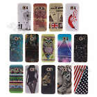 1PC Soft TPU New Cartoon For Smart Phones Nice Silicone Rubber Glossy Case Cover