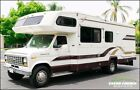 1988 FLEETWOOD TIOGA 27' CLASS C RV MOTORHOME - SLEEPS 6 - RUNS GREAT -
