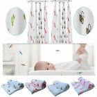 100% Cotton Newborn Baby Infant Blanket Bath Sleeping Towel Blanket Swaddle Mat