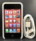 iPod Touch 4th Generation (8/16/32/64GB) White/Black, Case Bundle, Free Shipping