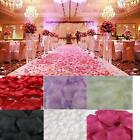 600/1000/1200/2000pcs Silk Rose Petals Wedding Engagement Flower Decoration