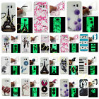 For Samsung Phones Fluorescent Glow In The Dark Soft Pop TPU Silicone Case Cover