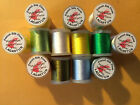 LAGARTUN SILK FLOSS -- 8 yd spool fly tying