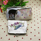 Womens Fashion Mini Wallet Card Holder Case Coin Purse Clutch Handbag Bag LA