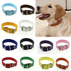 Chic Adjustable Real Cow Leather Pet Dog Cat Puppy Collar Neck Buckle