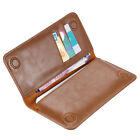 FLOVEME Pouch Wallet Leather Case Cover for iPhone 5 6 6S Plus Samsung S4 S5 S6