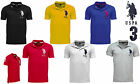 Mens U.S Polo Assn Short Sleeve Big Pony Polo Shirt | Top