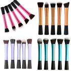 Pro Makeup Brushes Set Powder Foundation Eyeshadow Lip Brush Tool 5X