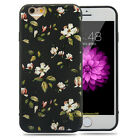 New Pattern Hybrid Rubber Gel Soft TPU Silicone Case Cover For iPhone 6 6s Plus