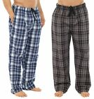 Tom Franks Mens Checked Lounge Pyjama Trousers