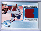 05/06 UD ICE HOCKEY COOL THREADS JERSEY CARDS ( CT-XX ) U-Pick From List $3.49 USD on eBay