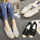 Lovely Womens  Girl's Falts shoes Lace breathability Mesh comfort Pumps Sandals