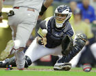 Martin Maldonado Milwaukee Brewers 2015 MLB Action Photo SD017 (Select Size)