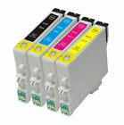 4 Compatible Ink Cartridges for Epson Stylus