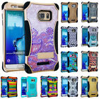 Case for Samsung Galaxy S6 Edge+ PLUS - Heavy Duty Armor Impact Hard Soft Cover