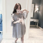 HOT SELL Womens Loose Maternity Dress Plus Size Girls Homewear Sleepwear Dress