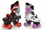 OSPREY BOYS GIRLS ADJUSTABLE QUAD SKATES ROLLER SKATE SIZE KIDS CHILDRENS CHILD