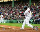 David Ortiz Boston Red Sox 2016 MLB Action Photo SZ101 (Select Size)