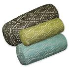 HC Olive Beige Turquoise Blue Dark Olive Bolster Case Cushion Cover Yoga Case