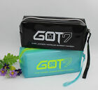 Brand New GOT7 got 7 kpop pencil case makeup-bag US LA