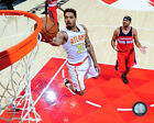 Mike Scott Atlanta Hawks 2015-2016 NBA Action Photo SN013 (Select Size)